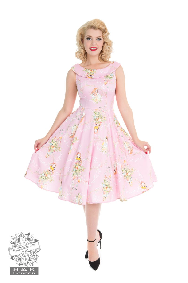 Robe princesse Fairy, Heart & Roses