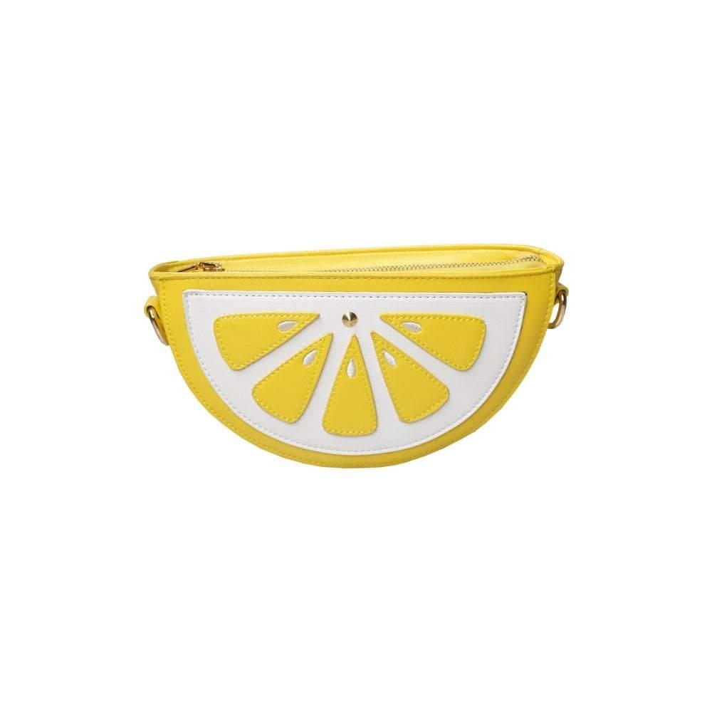 Sac à main tranche de citron, Collectif
