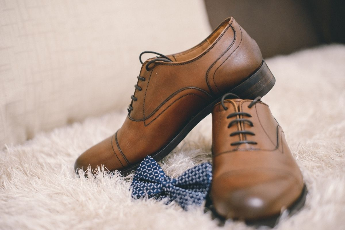 chaussures viintage pour hommes