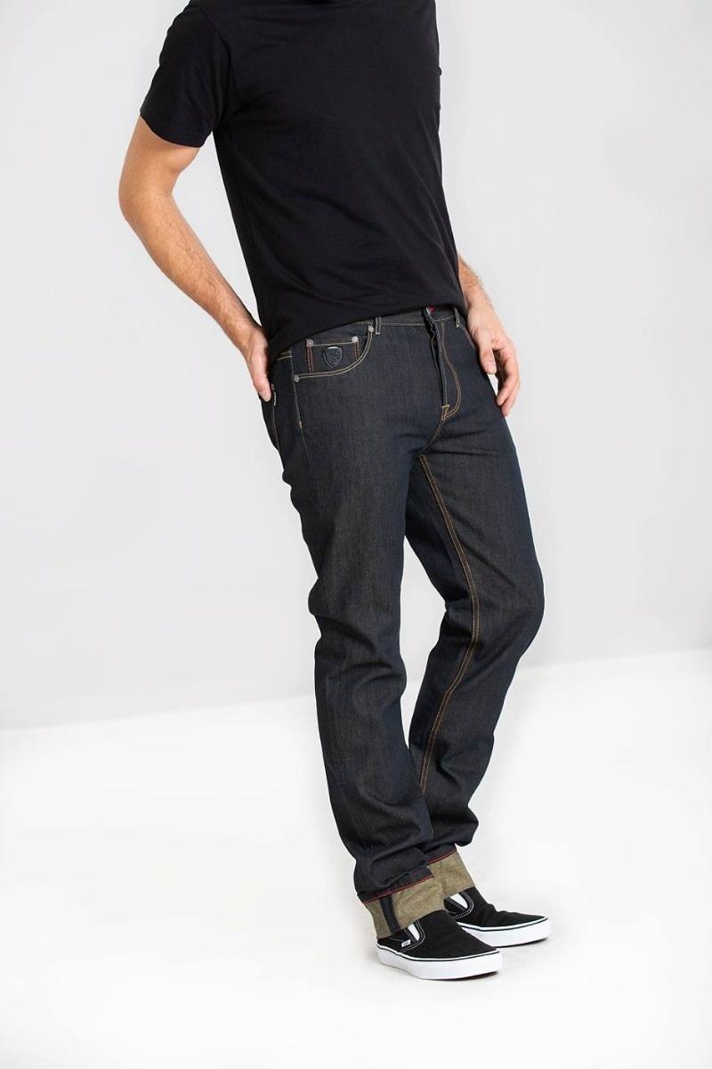 Jeans denim slim Jim