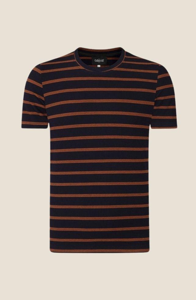 T-shirt rayé style vitage