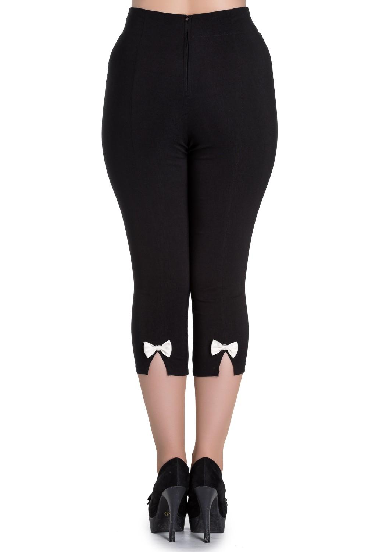 Pantalon Corsaire noir